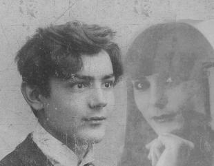 Ingrid Dohle-Kamerbeek and her grandpa Mathias Dohle